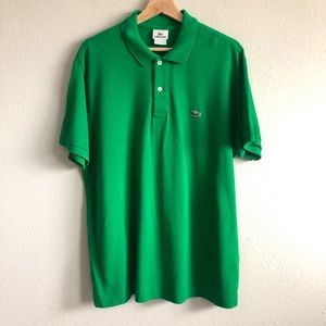 MENS LACOSTE SHORT SLEEVES TEE XL